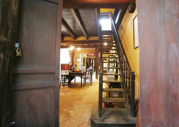 Nhà cổ hơn 100 tuổi ở Hà Nội không nhiều người biết