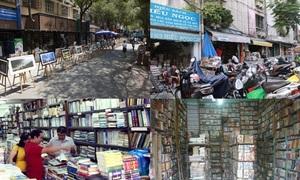 Bốn đường sách nổi tiếng ở Sài Gòn