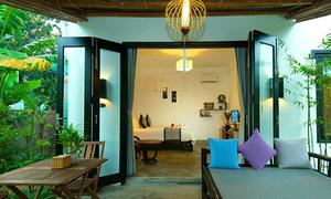 Hai homestay phong cách ở biển An Bàng, Hội An