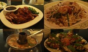 Quán ăn Thái - Trung không thể bỏ lỡ khi đến Pattaya