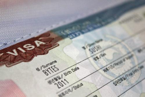 Visa du lịch Hàn Quốc có thời hạn 3 tháng, thời gian lưu trú là 10 ngày. Ảnh: willflyforfood.