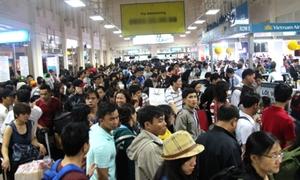 Hàng không tăng chuyến đưa khách Trung Quốc đến Việt Nam