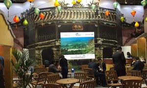 Việt Nam mang chùa Cầu đến hội chợ du lịch London