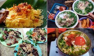 Những quán ăn không biển hiệu vẫn đông khách ở Hà Nội