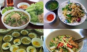 5 món ngon miền Trung đắt khách ở Sài Gòn