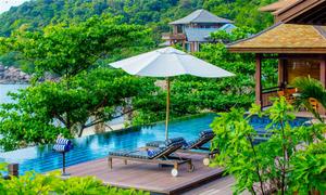 Khu nghỉ dưỡng sang trọng hàng đầu thế giới tại Việt Nam