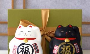 Truyền thuyết về chú mèo thần tài của Nhật Bản