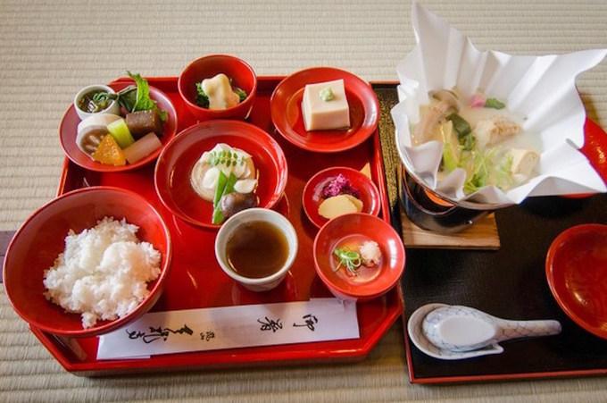 8 điều thú vị về ẩm thực Nhật Bản