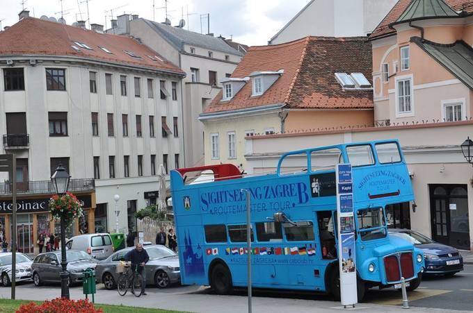 Zagreb – Thủ đô xinh đẹp của Croatia
