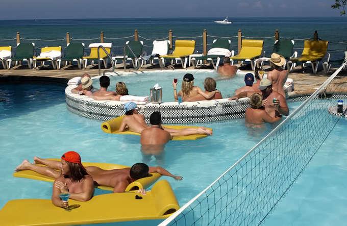 5 khu nghỉ dưỡng cho du khách thoải mái khoả thân