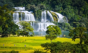 Hang Sơn Đoòng, thác Bản Giốc vào top kỳ quan thiên nhiên