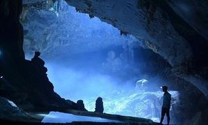 Trekking động Thiên Đường ngắm giếng trời huyền ảo