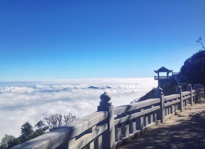7 'thiên đường trên mây' khắp Việt Nam thu hút giới trẻ