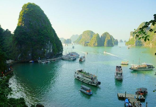 Top 10 di sản thế giới đẹp nhất châu Á