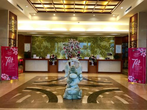 ngày Tết truyền thống của người Mường Thanh được tổ chức trên quy mô lớn tại 47 khách sạn đang hoạt động khắp đất nước và tại Lào.