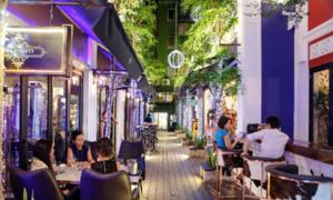 4 khu ẩm thực ở quận 1 cho người tránh quán vỉa hè