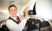 Du khách thích thú vì tiếp viên kể chuyện hài trên máy bay