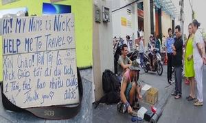 Ba chiêu kiếm tiền phổ biến nhất của khách Tây ở Việt Nam