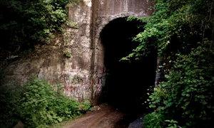 Đường hầm la hét trong đêm ở Canada