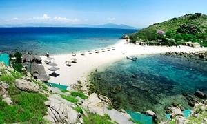 Thử tài nhớ tên các hòn đảo thiên đường ở Việt Nam