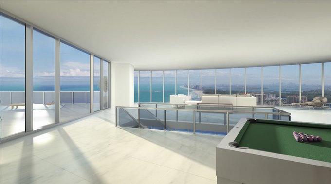 Toà tháp xa xỉ cho siêu xe lên nhà bằng thang máy ở Mỹ