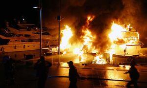 Cặp đôi bị nghi ngờ đốt du thuyền gây chết người