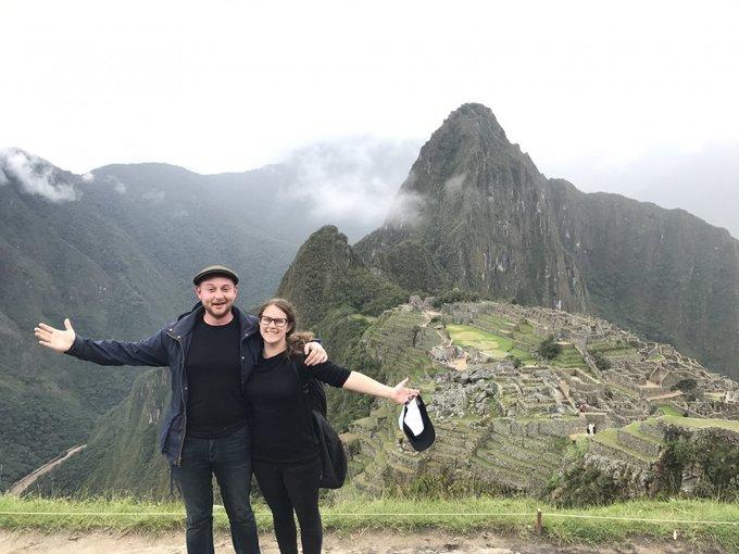 Hành trình đi tìm 'thành phố đã mất' ở Peru