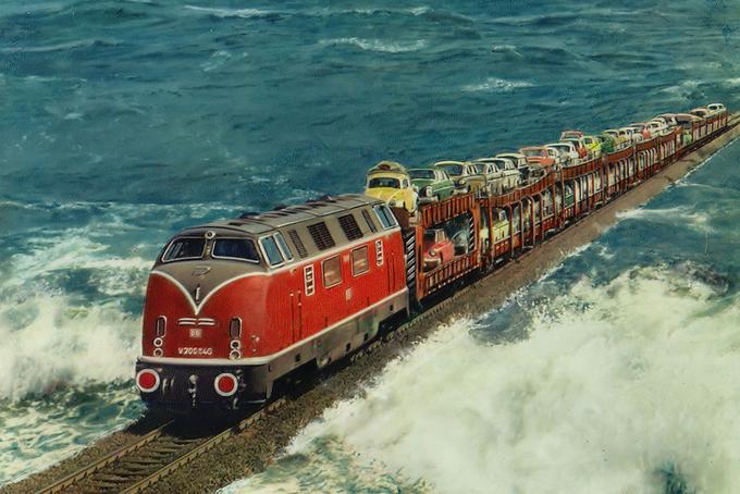 Phố cổ Hà Nội vào top 5 nơi có đường sắt kỳ quặc nhất