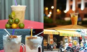 4 quán nước mát ở Sài Gòn khách đợi mua đến kẹt xe