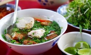 Quán bún chả cá Nha Trang chỉ dân địa phương mới biết