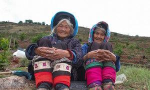 Những phụ nữ 'bó chân gót sen' cuối cùng ở Trung Quốc
