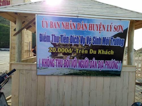 ly-son-du-kien-thu-phi-ve-sinh-20000-dong-voi-du-khach