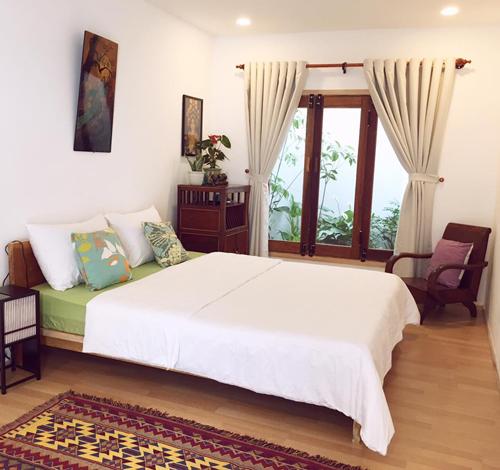 LaRose Homestay đang có 2 địa chỉ cho thuê, một là Bohome Vũ Bảo, hai là căn hộ 3 phòng ngủ chung cư HAGL ở thành phố Quy Nhơn
