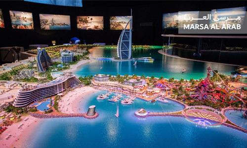 Dubai bỏ 2,3 tỷ USD xây siêu đảo phục vụ giới triệu phú