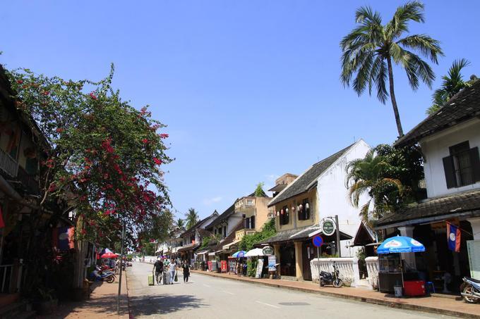 Điều cần biết khi đến thành phố di sản Luang Prabang