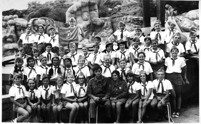 Điểm nghỉ hè thiên đường một thời của trẻ em Liên Xô