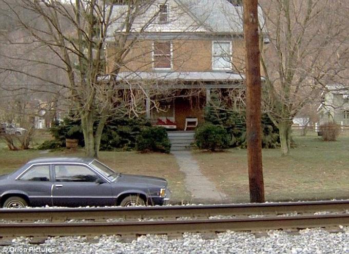 Ngôi nhà bị mang tiếng oan nổi tiếng nhất thế giới
