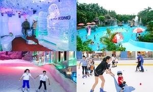 4 điểm vui chơi mát lạnh xua tan nắng hè Sài Gòn