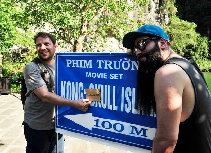 Đại sứ Du lịch mời đạo diễn Star Wars thăm nơi quay phim Kong
