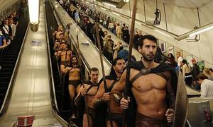 Những hành khách lập dị trên tàu điện ngầm