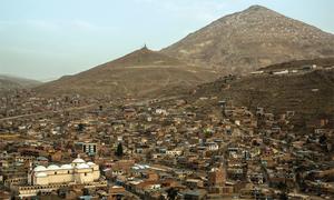 Ngọn núi 'ăn thịt người' tại Nam Mỹ