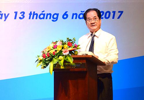 ông Đào Mạnh Hùng, Chủ tịch Hiệp hội Đào tạo Du lịch Việt Nam
