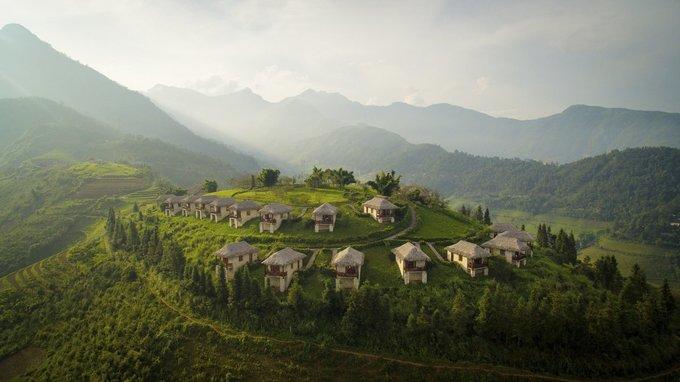 Sa Pa vào top 10 khu nghỉ dưỡng 'xanh' nhất thế giới