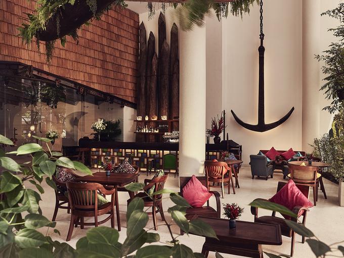 Không gian Sài Gòn xưa và nay tại khách sạn trung tâm TP HCM