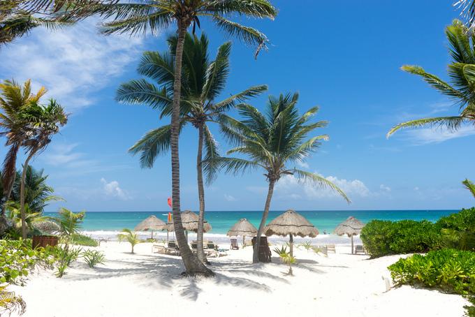 10 bãi biển đẹp nhất thế giới