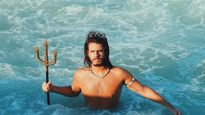 Chàng tiên cá gợi cảm nhất bờ biển Brazil