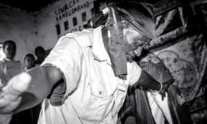 Nghi lễ gọi hồn của thổ dân Madagascar