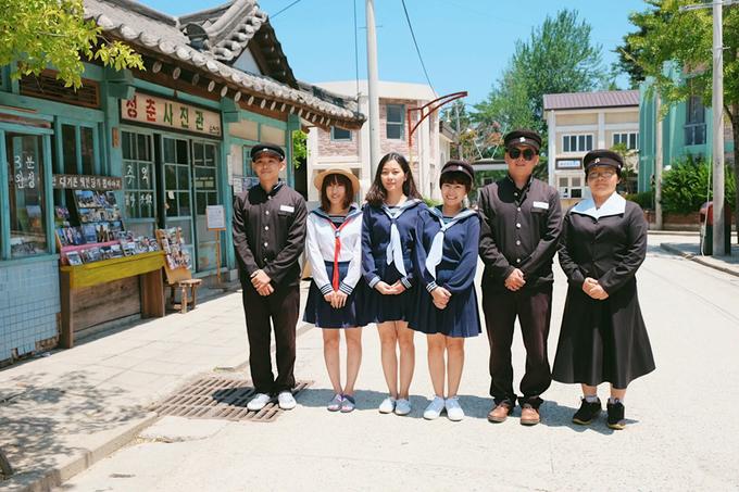 Phim trường Suncheon - địa chỉ của du khách Việt 'nghiện' phim Hàn