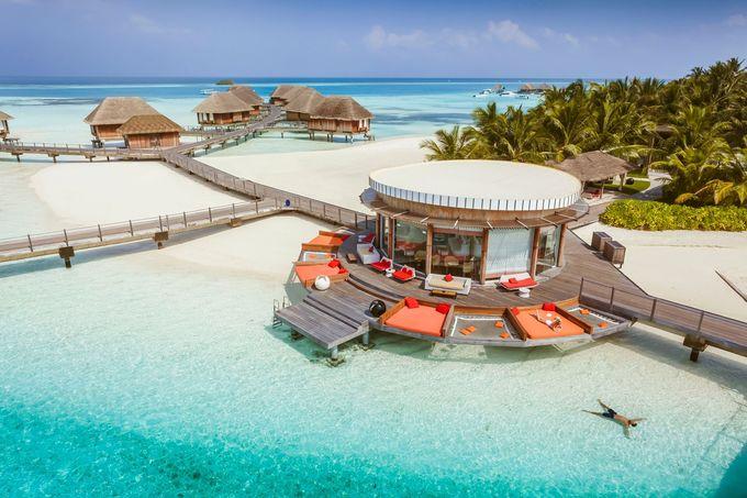 5 resort sang chảnh bao trọn gói ngay gần Việt Nam