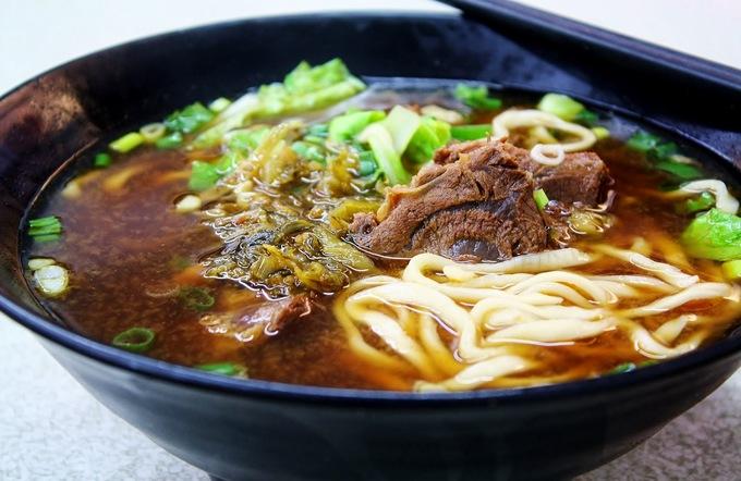Mì bò Đài Loan - nỗi 'ám ảnh' của thực khách yêu đồ ăn
